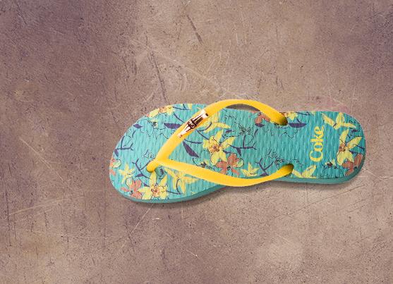 cocacola shoes coleção sandálias